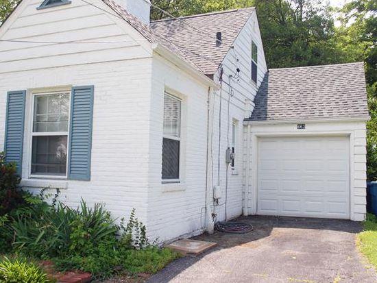 463 N Elizabeth Ave, Ferguson, MO 63135