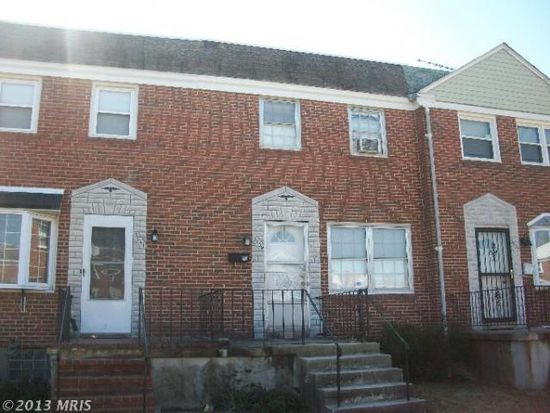 3839 Bonview Ave, Baltimore, MD 21213