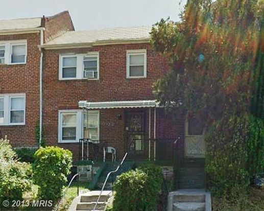 19 N Ellamont St, Baltimore, MD 21229