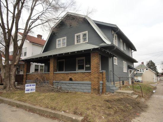 1603 Villa Ave, Indianapolis, IN 46203