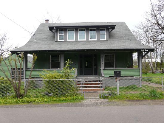6603 SE May St, Milwaukie, OR 97222