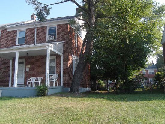 1324 Gittings Ave, Baltimore, MD 21239