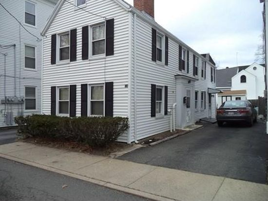 14 Franklin Pl, Beverly, MA 01915