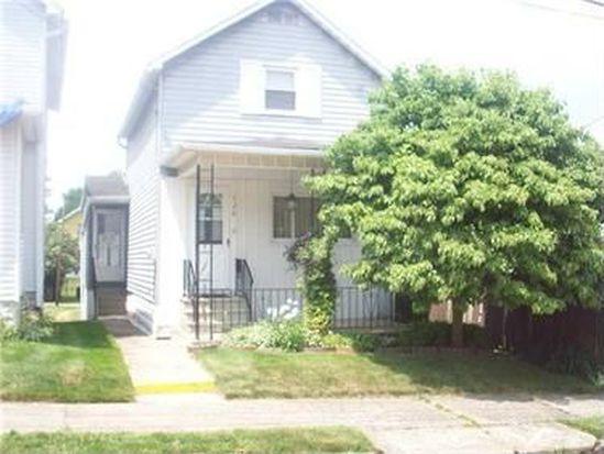 520 Emerson Ave, Farrell, PA 16121
