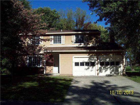 11555 Creek Side Ln, Carmel, IN 46033