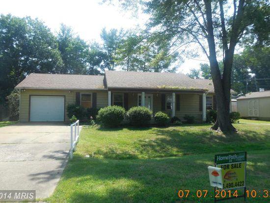 103 Raintree Blvd, Stafford, VA 22556