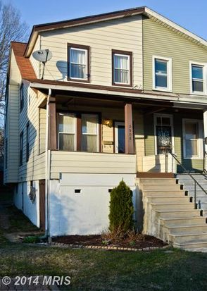 2908 Fleetwood Ave, Baltimore, MD 21214