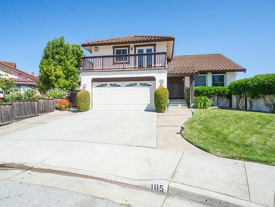 105 Vailwood Pl, San Mateo, CA 94403