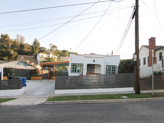 4109 Aguilar Way, Los Angeles, CA 90065