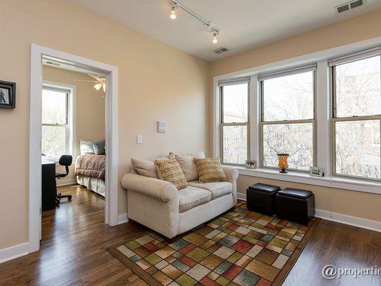 1851 W Belle Plaine Ave # 2, Chicago, IL 60613