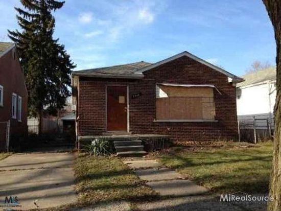 7419 Mansfield St, Detroit, MI 48228