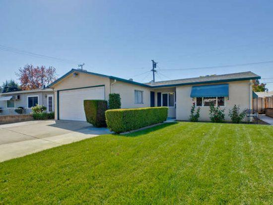 3233 Franela Dr, San Jose, CA 95124