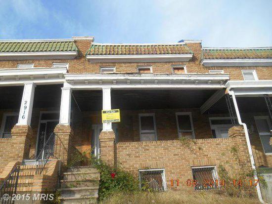 2914 Presbury St, Baltimore, MD 21216