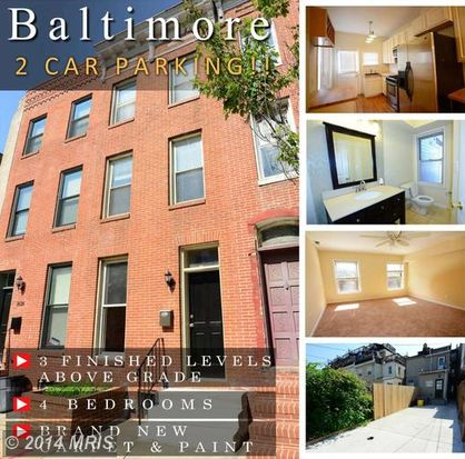 1624 S Hanover St, Baltimore, MD 21230