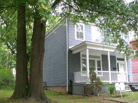 610 E Gladstone Ave, Richmond, VA 23222