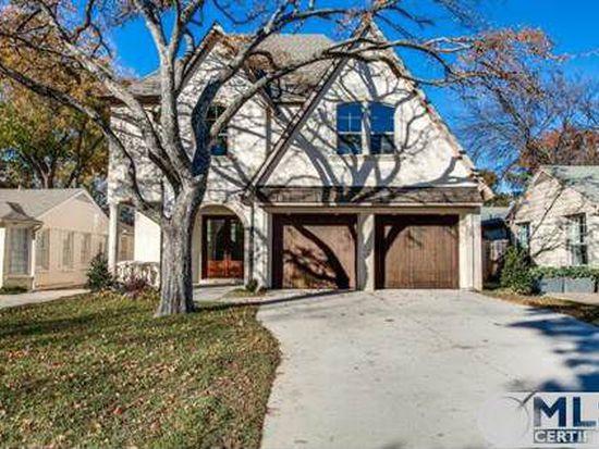 5639 W Hanover Ave, Dallas, TX 75209