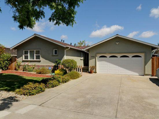 1665 Nora Way, San Jose, CA 95124