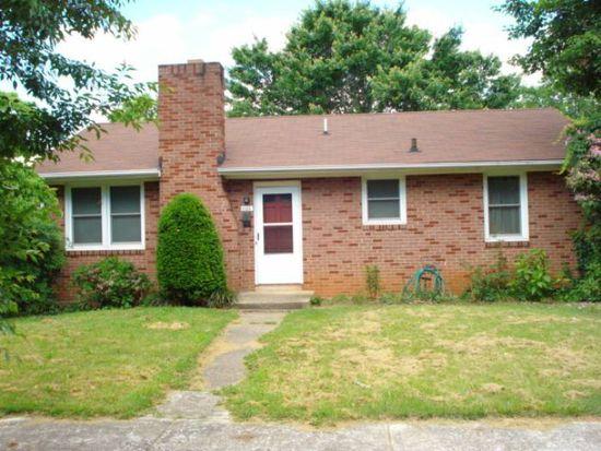 1105 Cosby St, Lynchburg, VA 24504