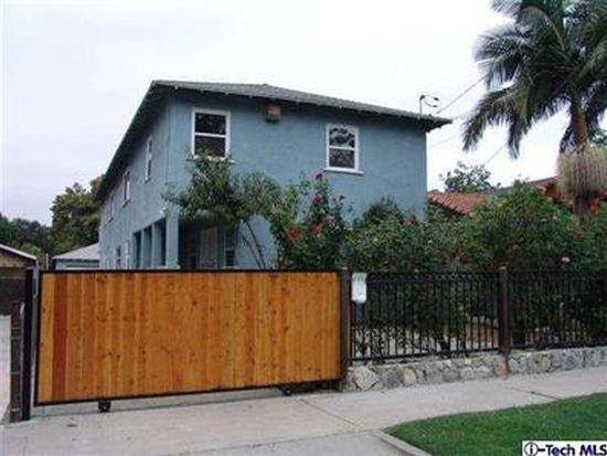 1615 El Sereno Ave, Pasadena, CA 91103