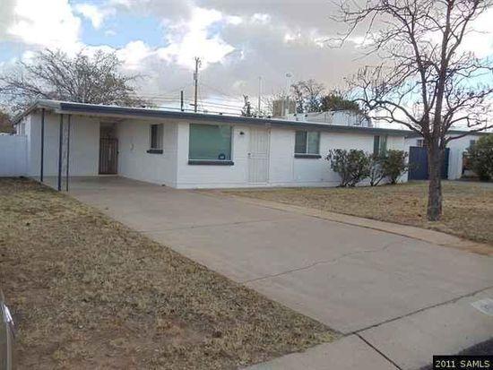 202 1st St, Huachuca City, AZ 85616
