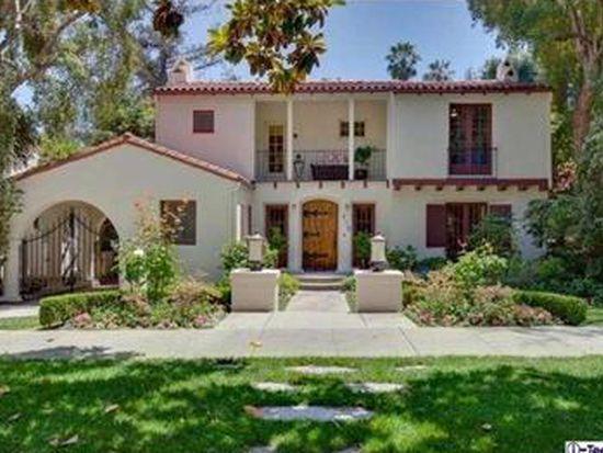 808 Old Mill Rd, Pasadena, CA 91108