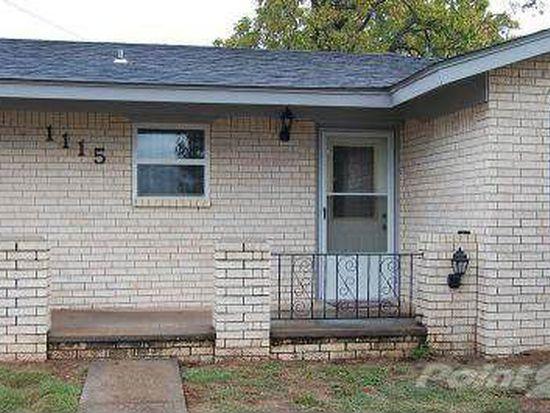 1115 W Adams St, Purcell, OK 73080
