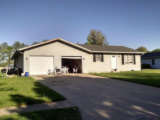 419 S Silverwood Ln, Goshen, IN 46526