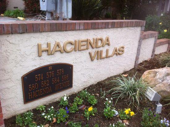 580 W Hacienda Ave, Campbell, CA 95008
