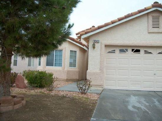 4943 Stormy Ridge St, North Las Vegas, NV 89081