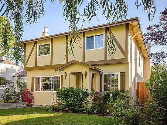 1224 Drake Ave, Burlingame, CA 94010