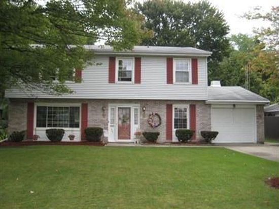 426 Normandy Dr, Marion, OH 43302