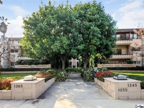 1245 S Orange Grove Blvd APT 5, Pasadena, CA 91105