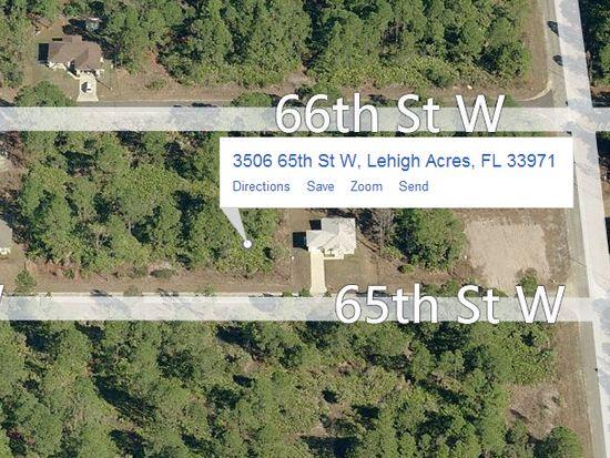 3506 65TH St W, Lehigh Acres, FL 33971