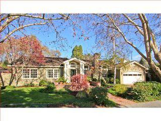 1180 Rosefield Way, Menlo Park, CA 94025
