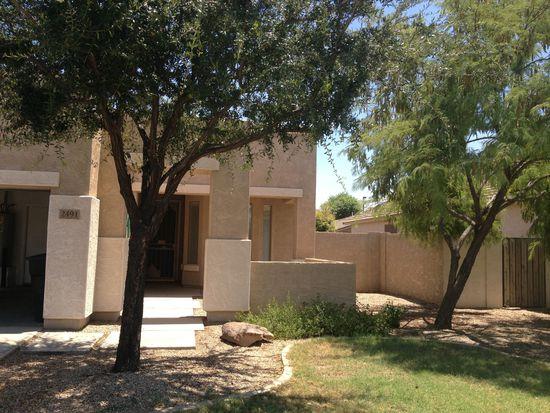 2491 S Sunnyvale Ave, Gilbert, AZ 85295