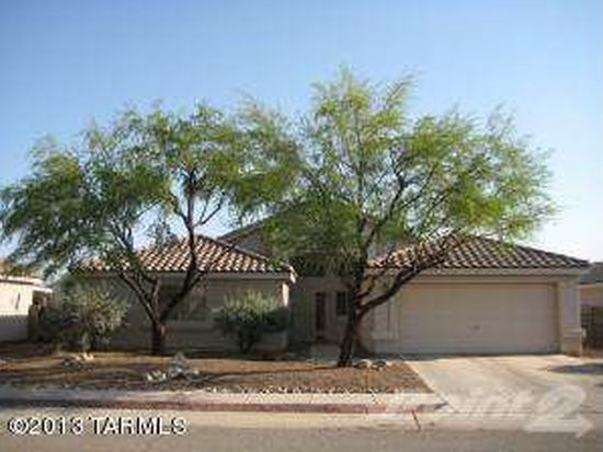 9573 E Whetstone Mountain St, Tucson, AZ 85748