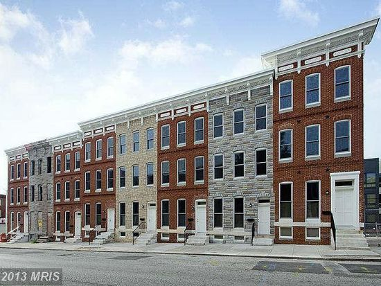 724 E Preston St, Baltimore, MD 21202