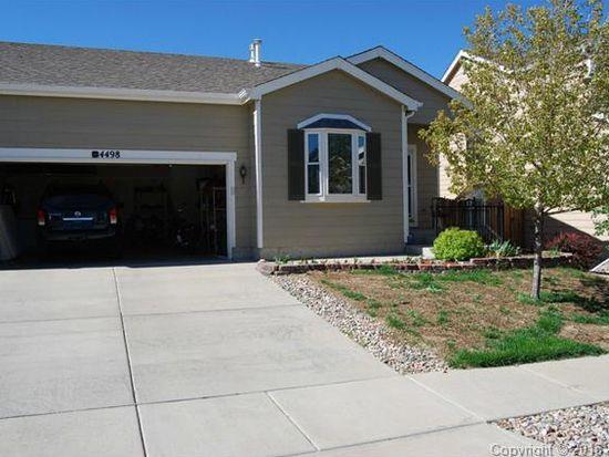 4498 Crow Creek Dr, Colorado Springs, CO 80922