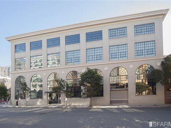 1 S Park St APT 406, San Francisco, CA 94107
