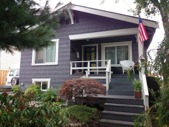 4133 SW Kenyon St, Seattle, WA 98136