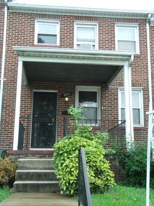 1332 Edison Hwy, Baltimore, MD 21213
