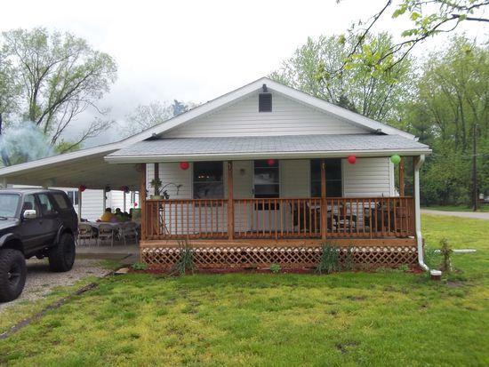 4105 E Phillips Ave, Terre Haute, IN 47805