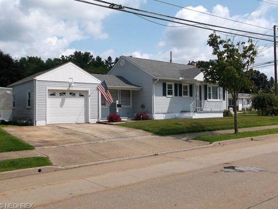 2911 Shelburn Ave, Akron, OH 44312