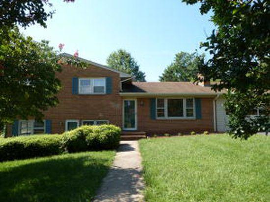 1803 Bridle Ln, Roanoke, VA 24018