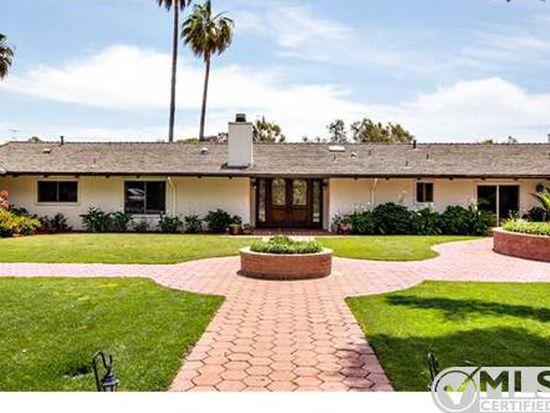 4452 La Orilla, Rancho Santa Fe, CA 92067
