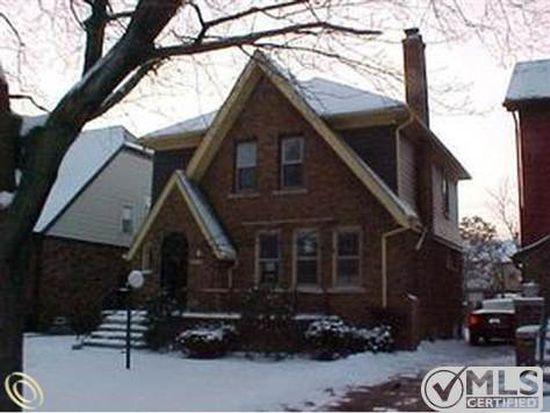 16159 Ohio St, Detroit, MI 48221