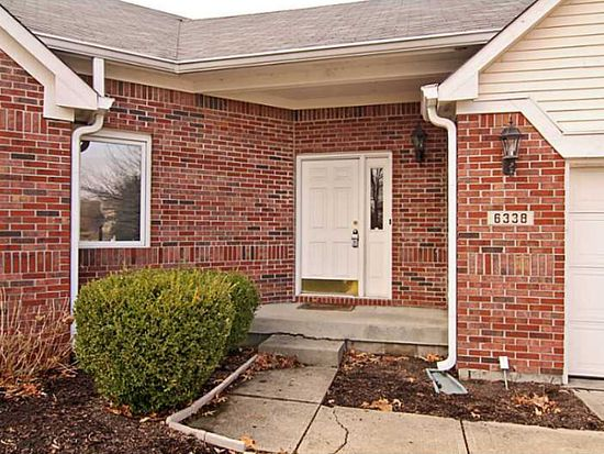 6338 N Meadow Cir, Indianapolis, IN 46268