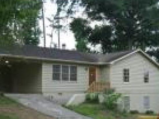 3418 Wilmington Dr, Macon, GA 31204
