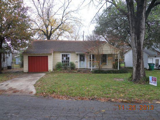 1020 Bell Dr, Greenville, TX 75401