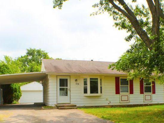 412 Westport Dr, Groveport, OH 43125